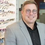 Eyeglass executive leads with vision: Darren Horndasch