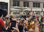 Photos: Penguins' Stanley Cup parade in downtown Pittsburgh
