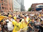 Penguins victory parade Wednesday morning