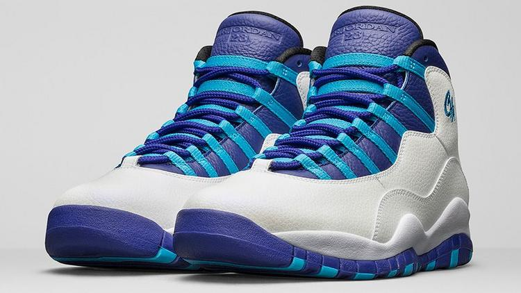 12e0062ad0e095 New Air Jordan sneakers pay homage to Charlotte