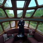 Andy Nunemaker takes board members, friends on special Hiawatha train ride: Slideshow