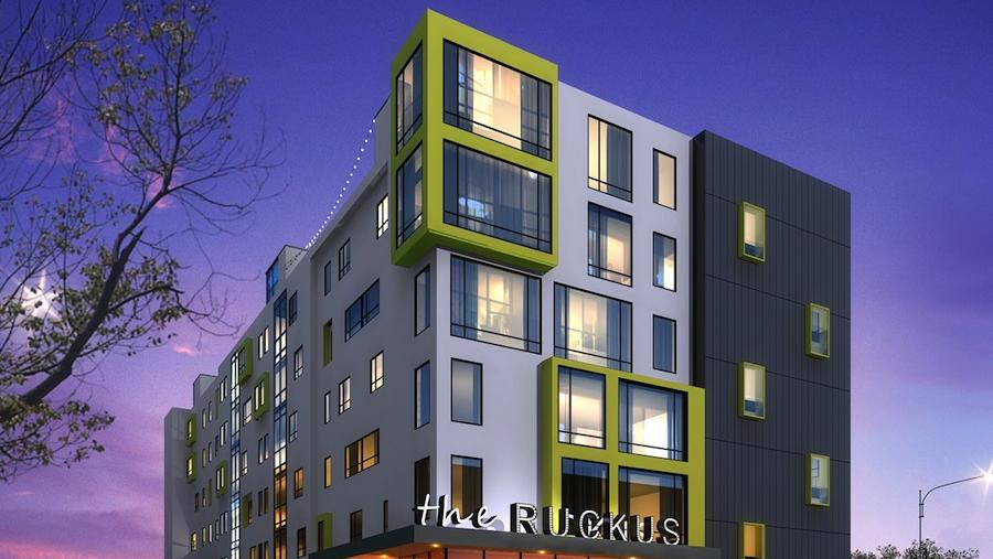 More Student Housing To Rise Near Ut With 24 Hour Study Lounges Other Luxury Amenities