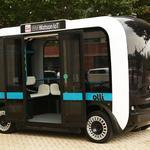 Local Motors debuts autonomous vehicle that talks to passengers